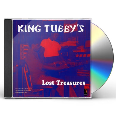 King Tubby LOST TREASURES CD