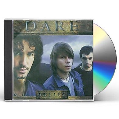 Dare BELIEF CD