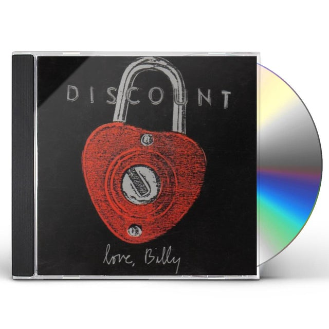 Discount LOVE BILLY CD