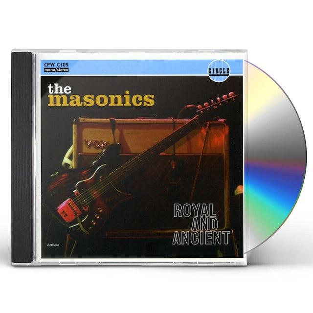 Masonics ROYAL & ANCIENT CD