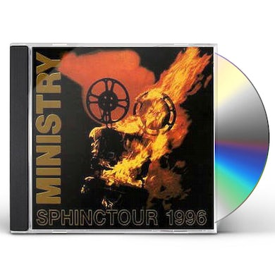 Ministry SPHINCTOUR CD