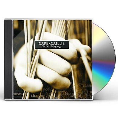 Capercaillie CHOICE LANGUAGE CD