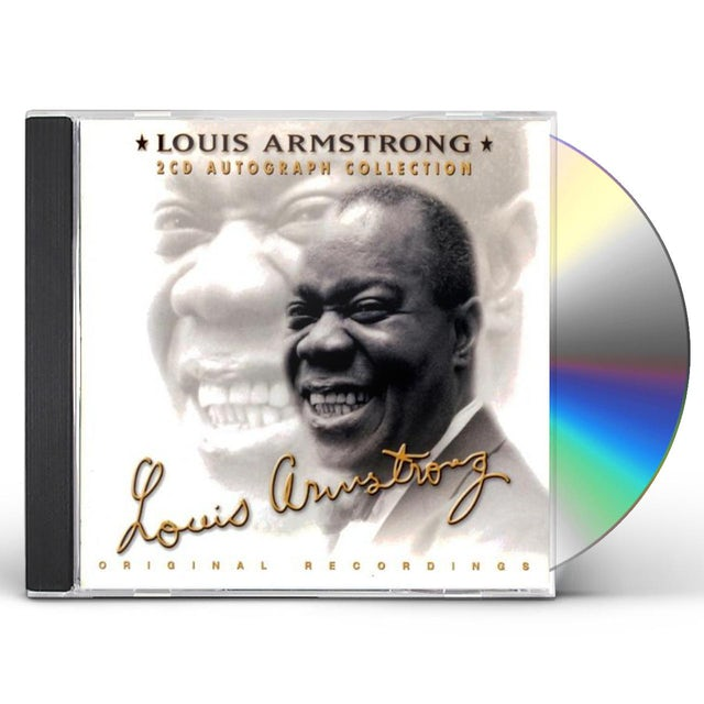 Louis Armstrong AUTOGRAPH COLLECTION CD