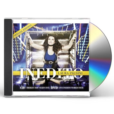 Laura Pausini INEDITO SPECIAL EDITION CD
