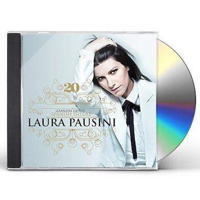 Laura Pausini 20: GRANDES EXITOS DELUXE CD