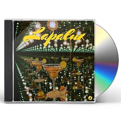 Lapalux LUSTMORE CD