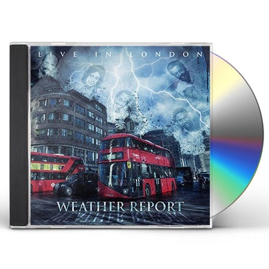 Weather Report LIVE IN LONDON CD