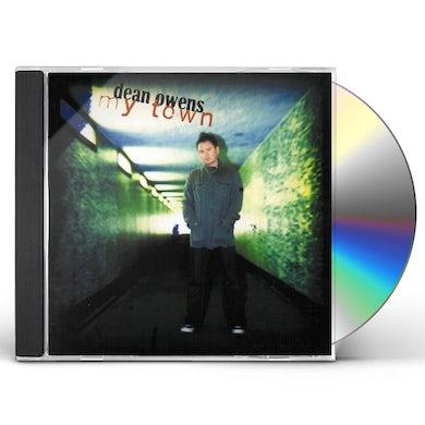 Dean Owens MY TOWN CD