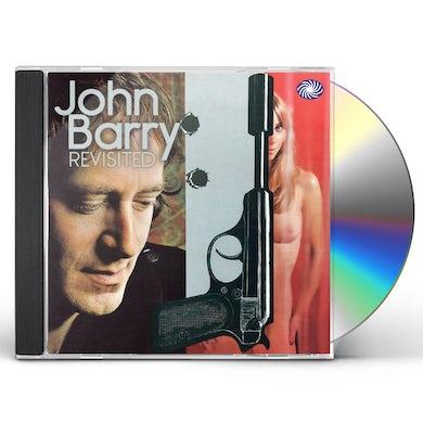 JOHN BARRY REVISITED CD