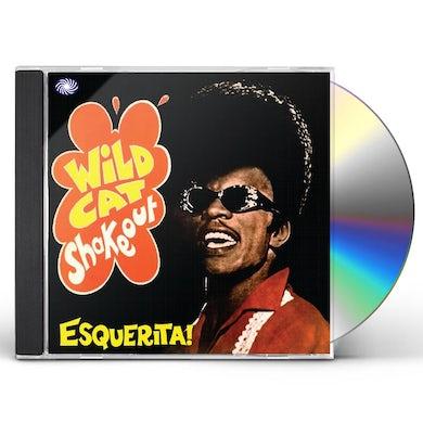 Esquerita WILDCAT SHAKEOUT CD