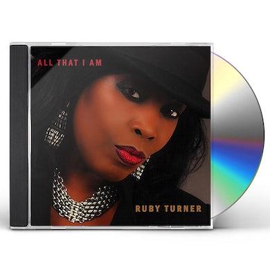 Ruby Turner ALL THAT I AM CD