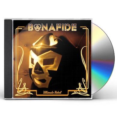 Bonafide ULTIMATE REBEL CD