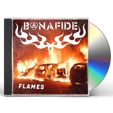 Bonafide FLAMES CD