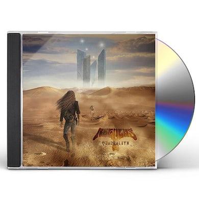 Regulus QUADRALITH CD