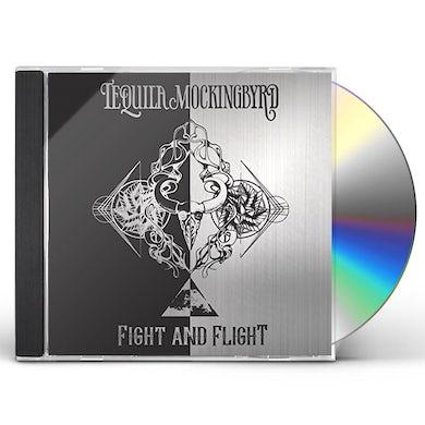 Tequila Mockingbyrd FIGHT & FLIGHT CD