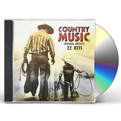 Country Music / Various CD