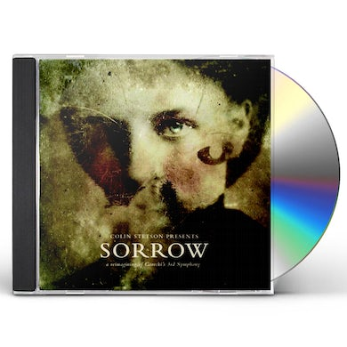 Colin Stetson SORROW - REIMAGINING OF GORECKI'S 3RD SYMPHONY CD