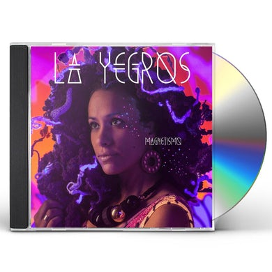 La Yegros MAGNETISMO CD