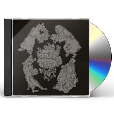 DUCKING PUNCHES FIZZY BRAIN CD