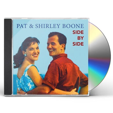Pat Boone SIDE BY SIDE CD