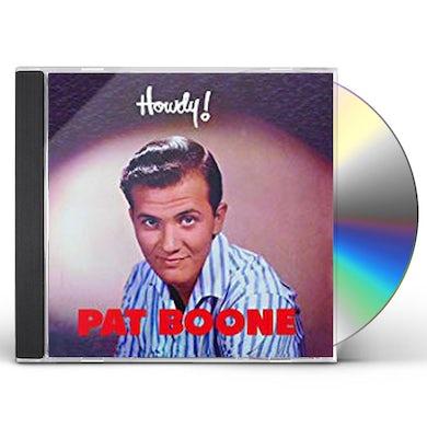 Pat Boone HOWDY! CD