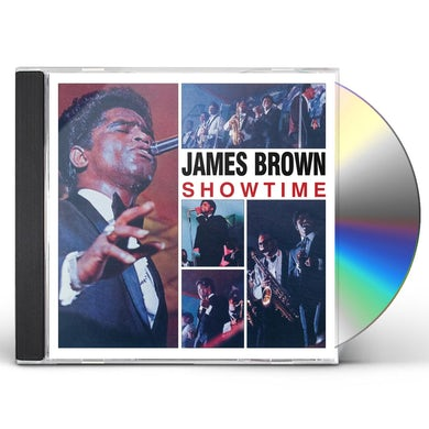 James Brown SHOWTIME CD