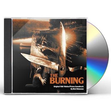 Rick Wakeman THE BURNING CD