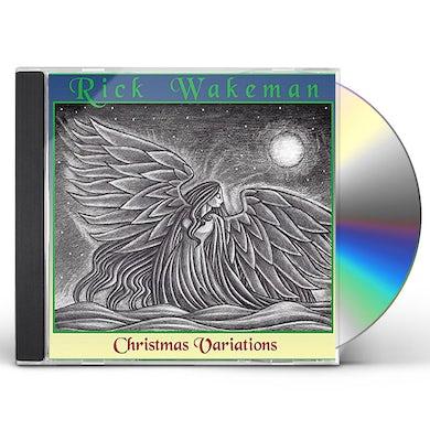 Rick Wakeman CHRISTMAS VARIATIONS CD