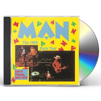 Man 1999 PARTY TOUR CD