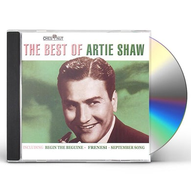 Artie Shaw BEST OF CD