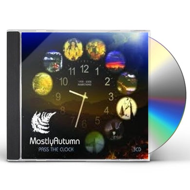 Mostly Autumn PASS THE CLOCK CD