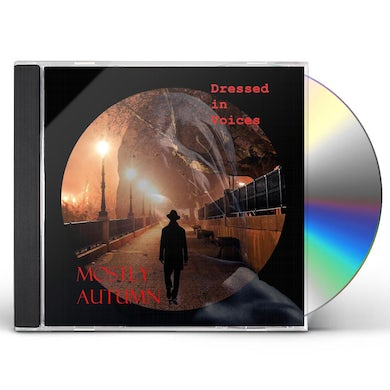 Mostly Autumn DRESSED IN VOICES CD
