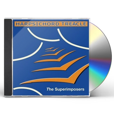 Superimposers HARPSICHORD TREACLE CD
