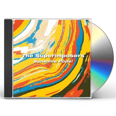 Superimposers SUNSHINE POPS CD
