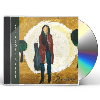 angelina VAGABOND SAINT CD