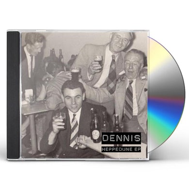 Dennis HEPPEDUNE EP CD