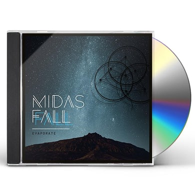 Midas Fall EVAPORATE CD