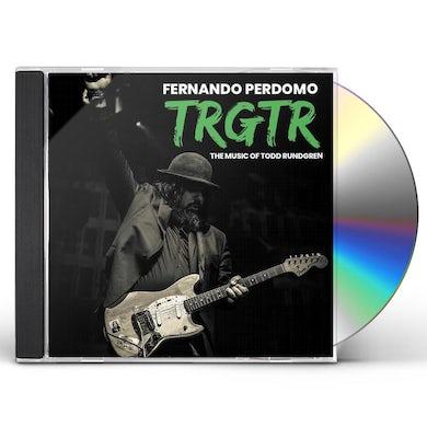 Fernando Perdomo TRGTR CD