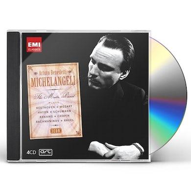 Arturo Benedetti Michelangeli ICON CD