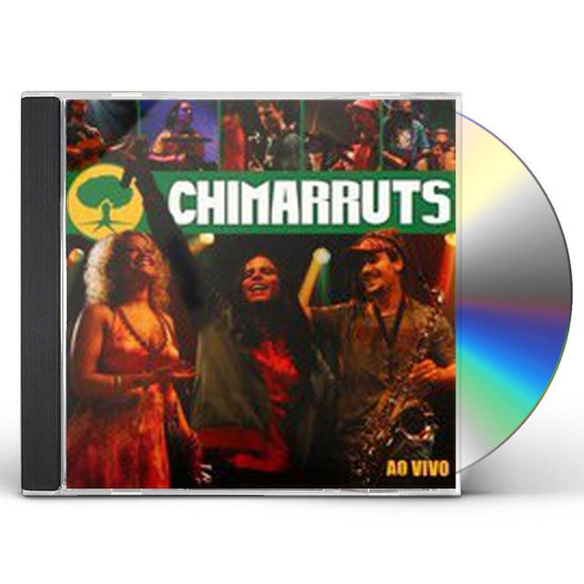 Chimarruts AO VIVO CD