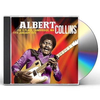Albert Collins JOES PLACE CAMBRIDGE MA 17TH JANUARY 1973 CD