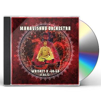 Mahavishnu Orchestra WHISKEY A-GO-GO 27 MARCH 1972 CD