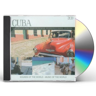 Cuba SOUNDS OF THE WORLD-MUSIC OF THE WORLD CD