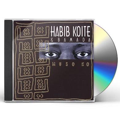 Habib KOITE MUSO KO CD