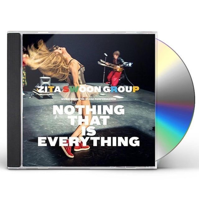 ZITA SWOON GROUP NOTHING THAT IS EVERYTHING CD