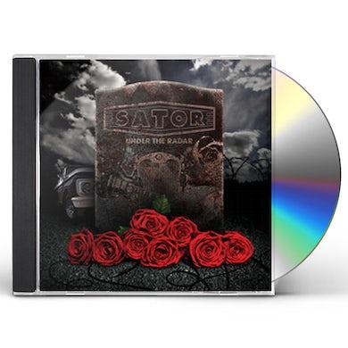 Sator UNDER THE RADAR CD