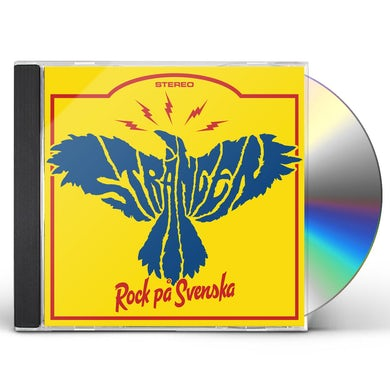ROCK PA SVENSKA CD