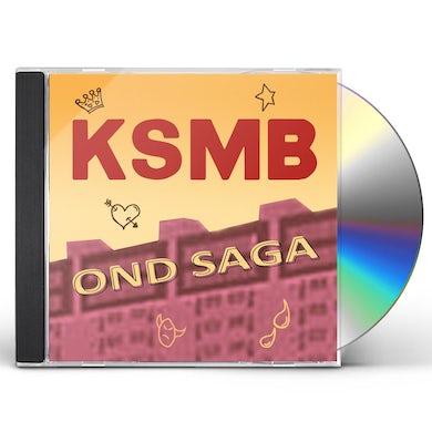 Ksmb OND SAGA CD