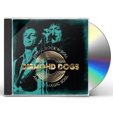 RECALL ROCK N ROLL AND THE MAGIC SOUL CD