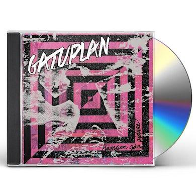 Gatuplan KAMPEN GAR VIDARE! CD